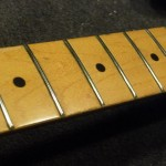Frets Leveled and Crowned