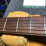 Lower frets AFTER Level and Crown